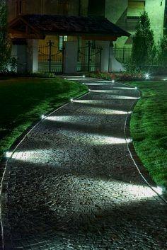 Catcht outdoor lighting ideas light garden style 21