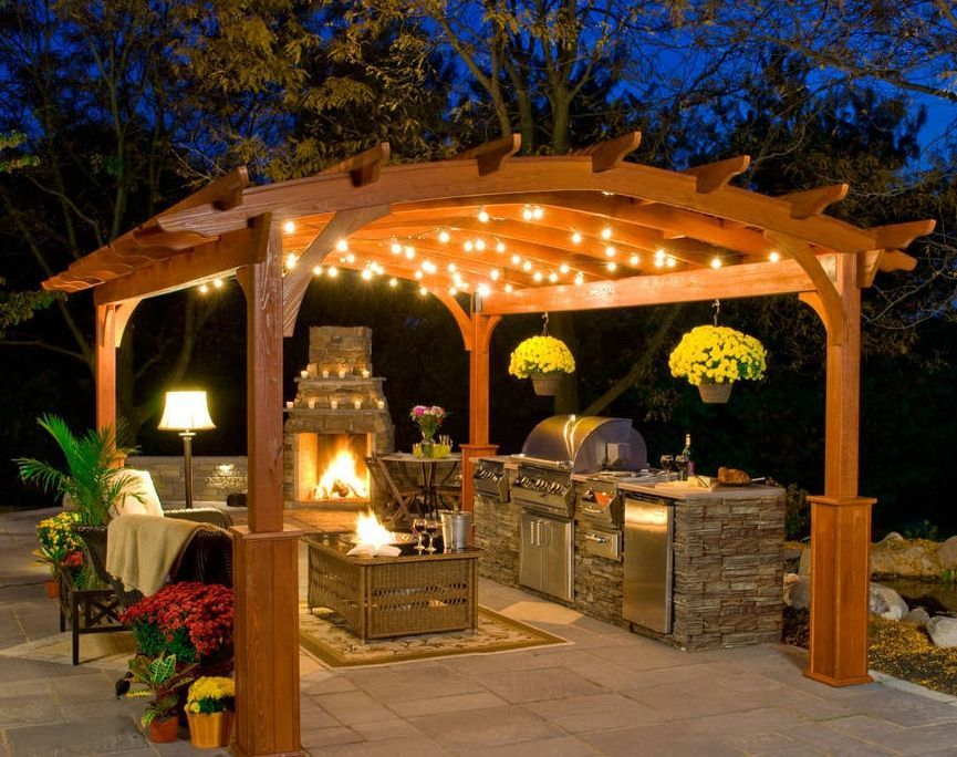 47 Catcht Outdoor Lighting Ideas Light Garden Style
