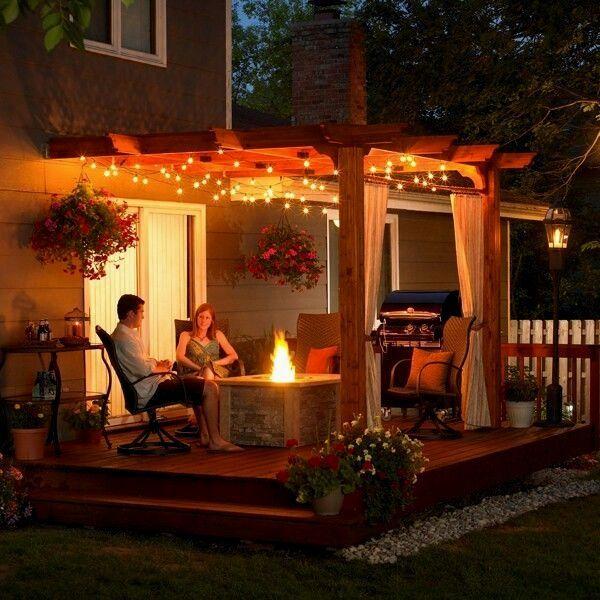 Catcht outdoor lighting ideas light garden style 38