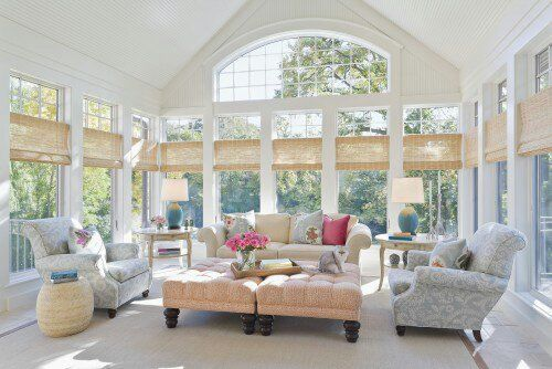Creative best sunroom designs 12