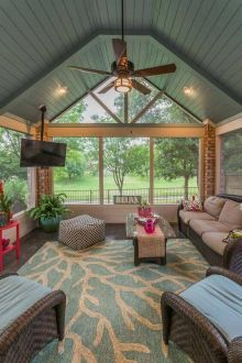 Creative best sunroom designs 19