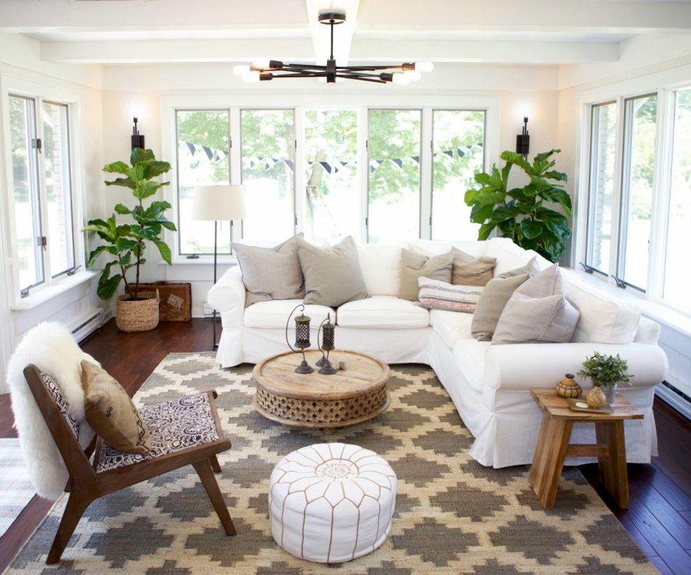 48 Creative Best Sunroom Designs