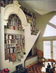 Delightful home libraries perfect book collection 13