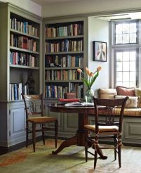 Delightful home libraries perfect book collection 14