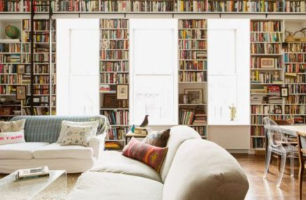 Delightful home libraries perfect book collection 16