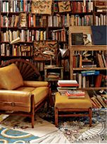 Delightful home libraries perfect book collection 35