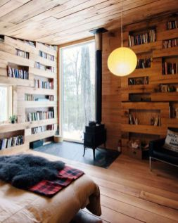 Delightful home libraries perfect book collection 40