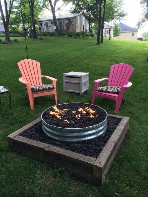Easy and cheap outdoor spaces 11