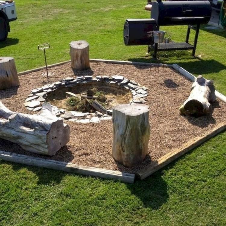 Easy and cheap outdoor spaces 19
