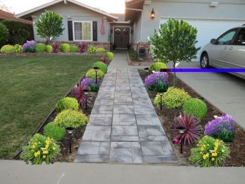 Easy and cheap outdoor spaces 35