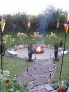 Easy and cheap outdoor spaces 41