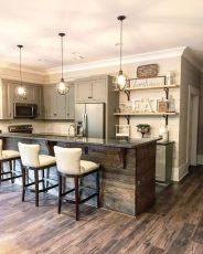 Fascinating kitchen house design ideas 35