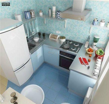 Fascinating kitchen house design ideas 41