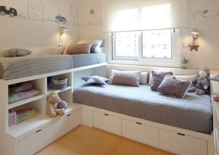 Genius stylish bedroom storage ideas 10