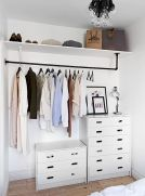 Genius stylish bedroom storage ideas 21