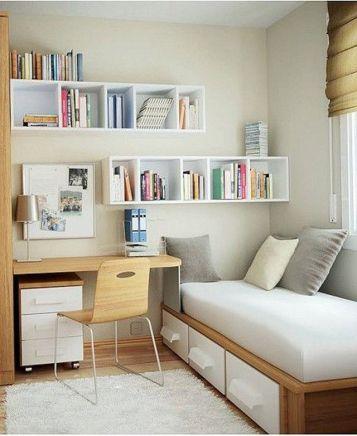 Genius stylish bedroom storage ideas 33