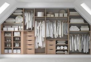 Genius stylish bedroom storage ideas 34