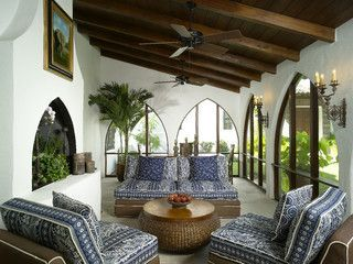 Sophisticated mediterranean porch designs youll fall in love with 01