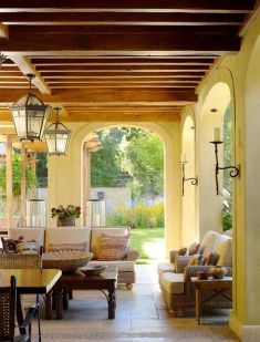 Sophisticated mediterranean porch designs youll fall in love with 18