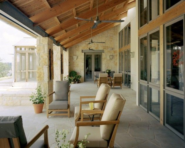 Sophisticated mediterranean porch designs youll fall in love with 23
