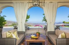 Sophisticated mediterranean porch designs youll fall in love with 37