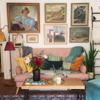 Stunning spring colors home decor edition 14