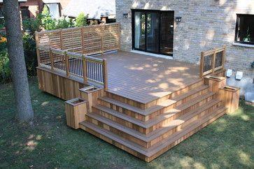 Unbelievable pictures deck landscaping excellence 11
