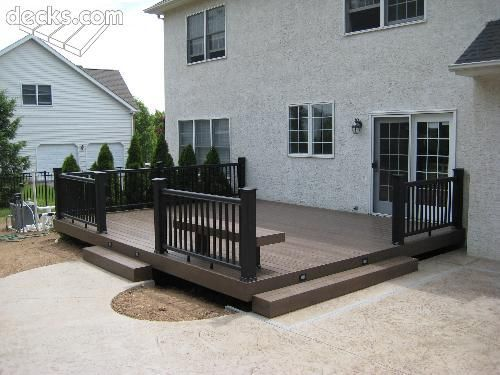 Unbelievable pictures deck landscaping excellence 35