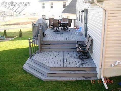 Unbelievable pictures deck landscaping excellence 43