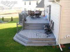 Unbelievable pictures deck landscaping excellence 43