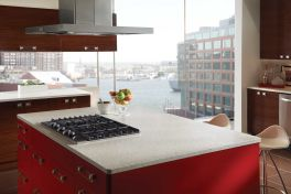 Well passionate red kitchen designs that you must see 43
