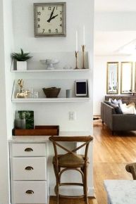 Amazing small space living tips and trick 39