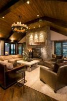 Awesome rustic industrial living room design and decor ideas 11