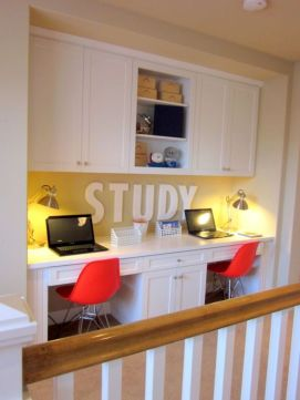Brilliant study space design ideas 13