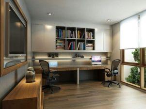 Brilliant study space design ideas 27