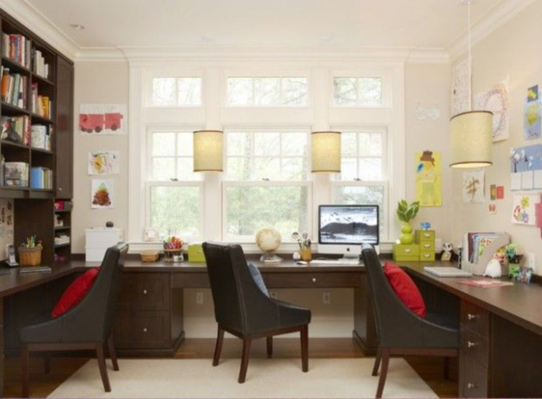 Brilliant study space design ideas 38