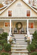 Classic and elegant european farmhouse decor ideas 22