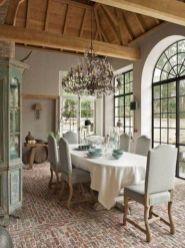Classic and elegant european farmhouse decor ideas 29