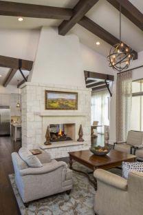 Classic and elegant european farmhouse decor ideas 40