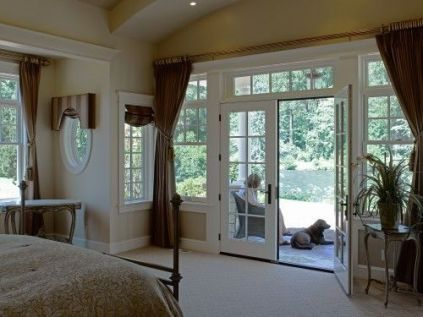 Creative interior transom door design ideas 01