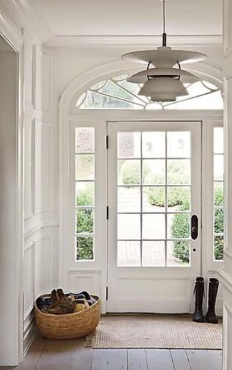 Creative interior transom door design ideas 10