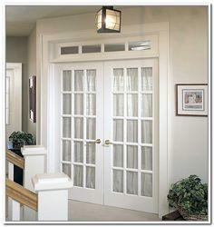 Creative interior transom door design ideas 15
