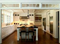 Creative interior transom door design ideas 24