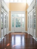 Creative interior transom door design ideas 36