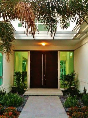 Elegant front door design ideas for your house 06