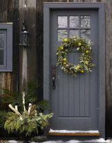 Elegant front door design ideas for your house 15