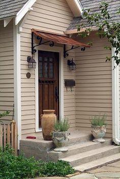 Elegant front door design ideas for your house 29