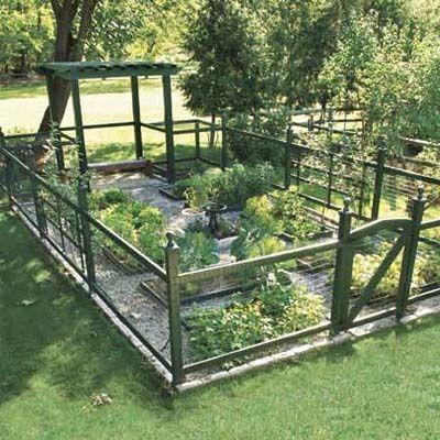 Elegant raised garden design ideas to inspire you 21