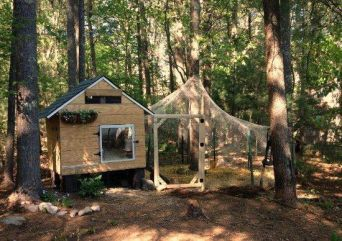 Extraordinary chicken coop decor ideas 09