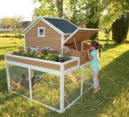 Extraordinary chicken coop decor ideas 26